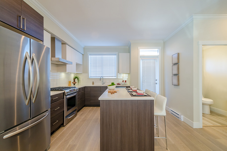 Kitchen Remodeling Project In West Los Angeles Overland Remodeling