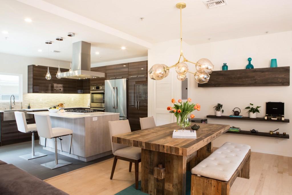 Santa Monica Kitchen Remodel - Overland Remodeling